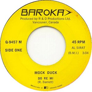 Mock duck do re mi baroka