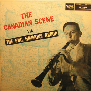 Phil nimmons the canadian scene front