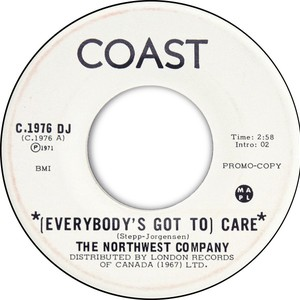 The northwest company everbodys got tocare coast