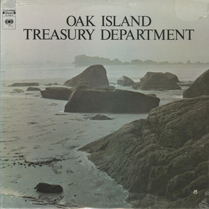 Oak island treasury department front