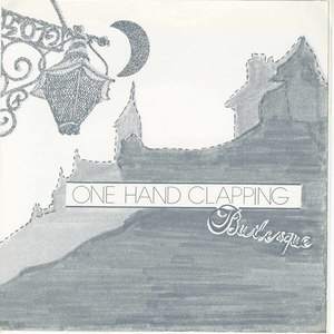 45 one hand clapping pic sleeve front