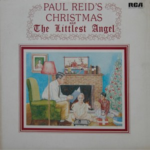 Paul reid christmas angel