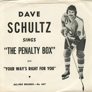 Dave schultz the penalty box %283%29