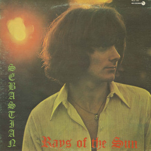 Ian sebastian   rays of the sun front