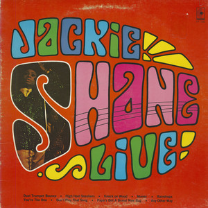 Jackie shane live front