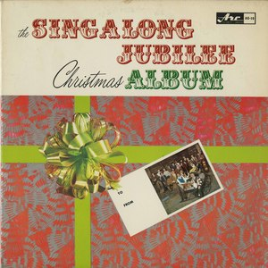 Singalong jubilee   christmas album front