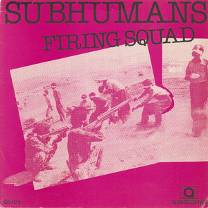 45 subhumans firing squad front