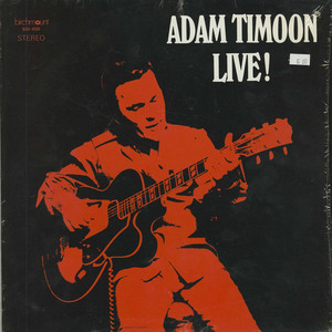 Adam timoon   live front