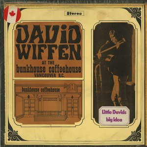 David wiffen live at the bunkhouse front149
