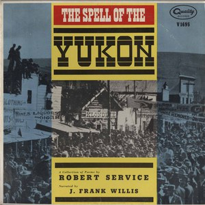 J frank willis   the spell of the yukon %28quality%29 front