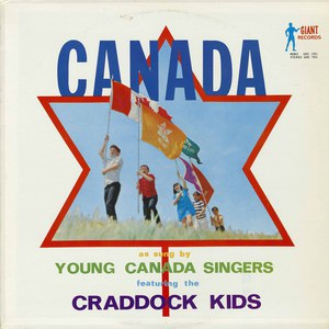 Young canada singers craddock kids canada front