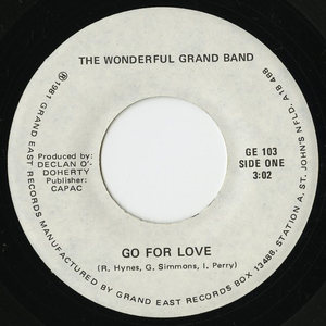 45 wonderful grand band go for love