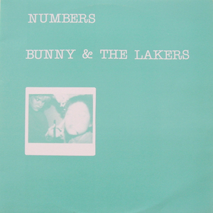 Bunny   the lakers numbers