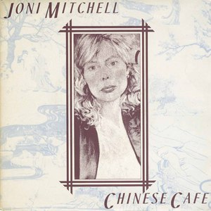 45 joni mitchell chinese cafe ladies man pic sleeve holland