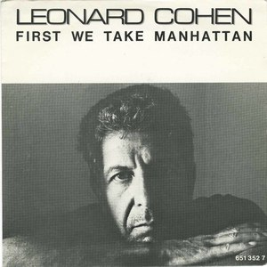 45 leonard cohen first we take manhattan %28dutch%29