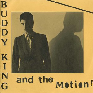 45 buddy king and the motion pic sleeve front