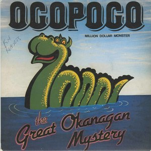45 okanagan sound ogopogo %28picture sleeve%29 front