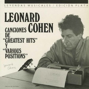 Leonard cohen canciones de greatest hits