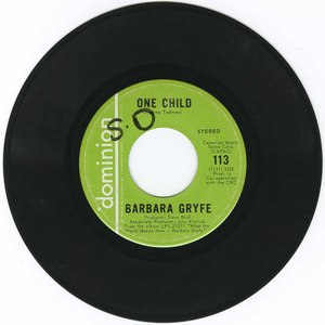45 barbara gryfe one child