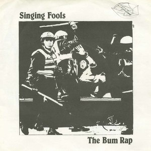 45 singing fools cruisin 84 pic sleeve front