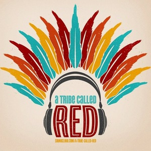 A tribe called red cover art