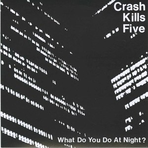 45 crash kills five what do you do at night %28re issue ugly pop%29 front