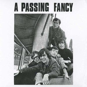 45 passing fancy reissue on ugly pop front