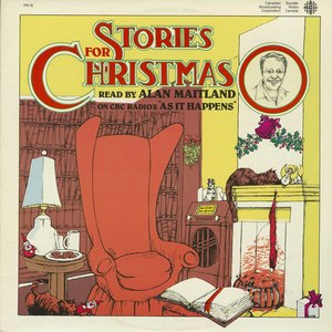 Alan maitland stories for christmas front