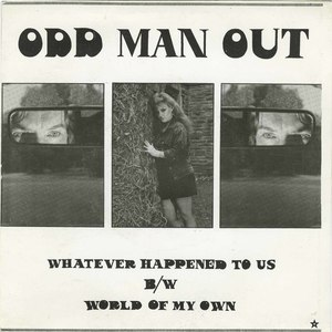 45 odd man out whatever happened to us pic sleeve front