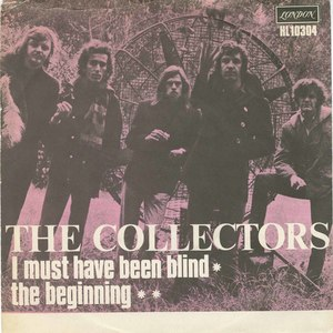 45 collectors i must have been blind uk press   pic sleeve front