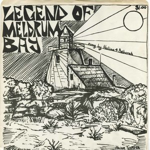 45 halina   deborah legend of meldrum bay pic sleeve front