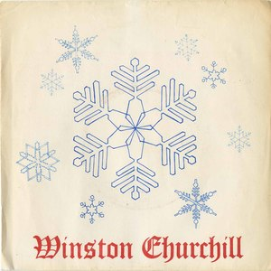 45 winston churchill band christmas ps front