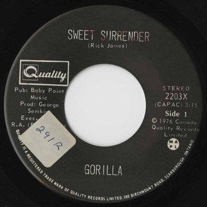 45 gorilla sweet surrender