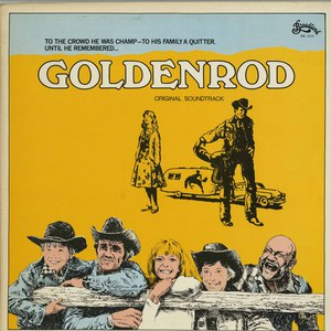 Goldenrod soundtrack front