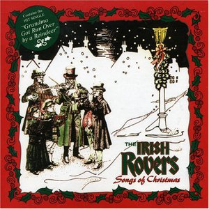 Irish rovers   songs of christmas front