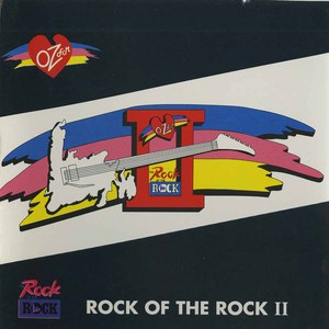 Cd va rock of the rock ii front