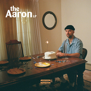 Sonreal   the aaron lp cover