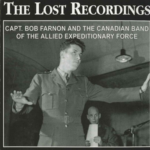 Captain bob farnon   the lost recordings %28with the canadian band of the allied expeditionary force%29 front