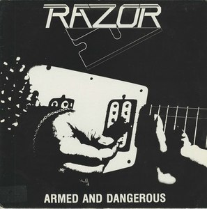 Razor armed and dangerous