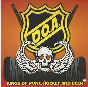 Doa kings of punk  hockey and beer