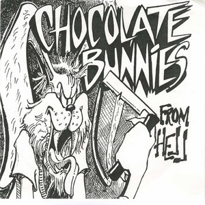 45 chocolate bunnies from hell front