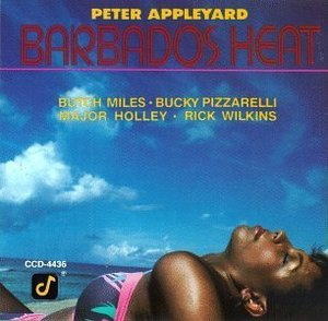 Peter appleyard barbados heat