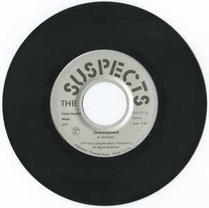 45 the suspects raining over france vinyl 01