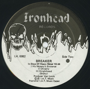 Breaker   in days of heavy metal label 02