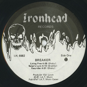 Breaker   in days of heavy metal label 01