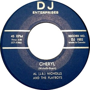 Al jb nicholls and the playboys cheryl dj enterprises