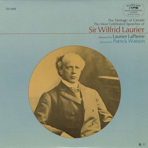 Laurier lapierre sir wilfred laurier