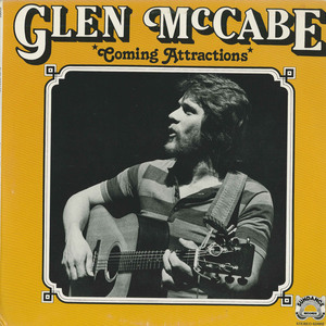 Glen mccabe   coming attractions front
