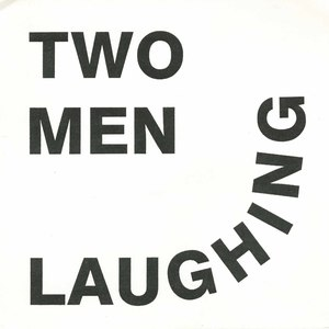 45 two men laughing dancing in moscow pic sleeve front