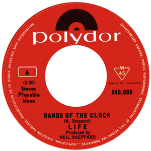Life hands of the clock polydor
